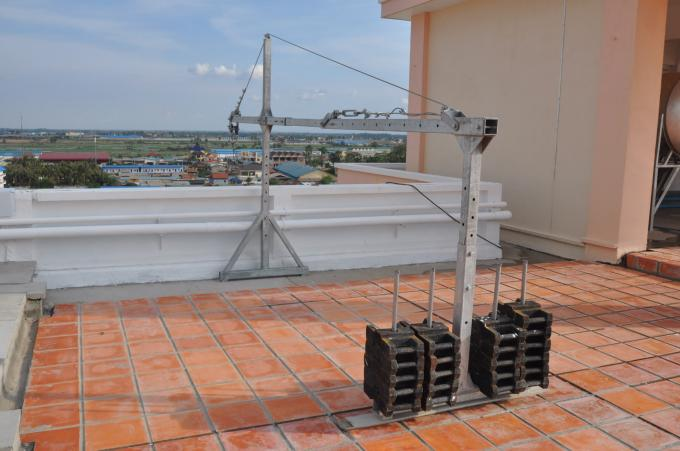 Safety Suspended Working Platform Altrex Suspended