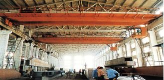 A5 QD Type 5t - 10t 2 - 3 Purpose Double Girder Electric Overhead Crane