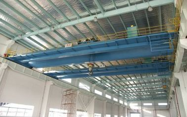 General Purpose Electric Overhead Crane With 25T Lifting Weight , 12.6M Span