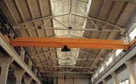 Electric Single - Girder Overhead Crane With 1 - 10t Rated Capacity, 7.5 - 22.5m Span